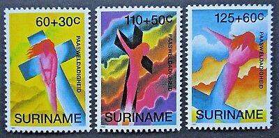 Suriname 1993 Easter Set. MNH.