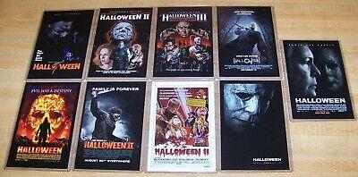 Halloween Rob Zombie Movie Poster (Halloween Micro 4