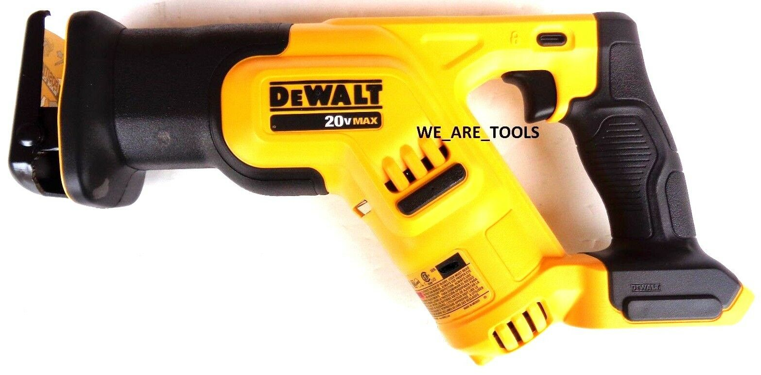 Dewalt DCS387B 20V MAX Cordless Lithium-Ion Reciprocating Sa