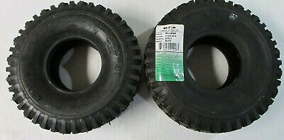 Qty 2 Tires Hi-run 4.103.50-4 Lawn Garden Wd1048 2 Ply Hand Truck Two Wheeler