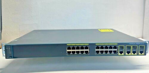 Cisco WS-C2960G-24TC-L - 24 Port 2960G Gigabit Switch  @AR524
