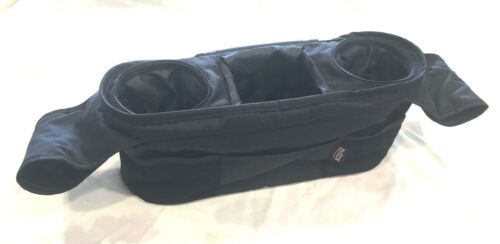 Black Baby Jogger Stroller Black Universal Organizer Insulated Cup Holders Caddy
