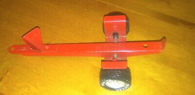 Nylint Corp Bass Pro Shop Tracker Marine Wheels Red Boat Trailer Only