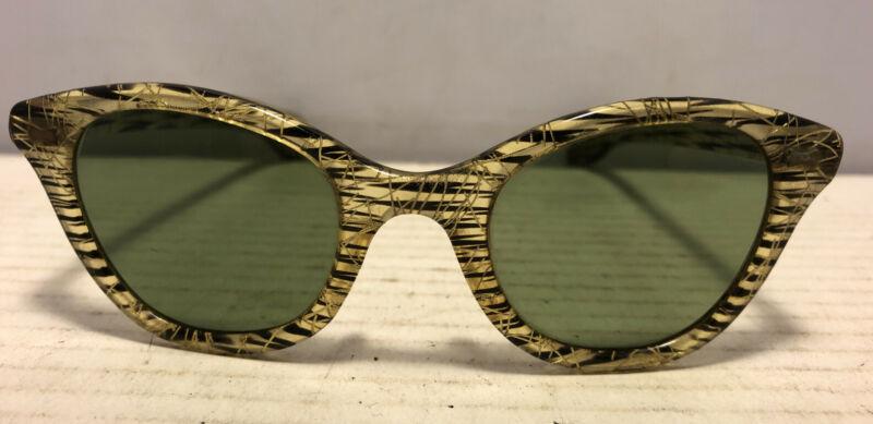 Vintage Retro Cat Eye Sunglasses