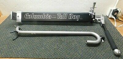 Columbia Tall Boy Mud Loading Pump Gooseneck And Box Filler Included