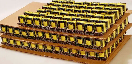 180 Vitec Flyback Transformers for SMPS Power Supply Converters. Premium Units