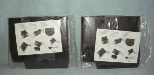 Lot of 2 (2) Packs Creative Memories Power Sort Compartment Covers 4 Covers NEW
