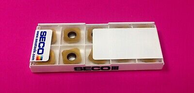 Seex 1204AFTN-M14 T350M Seco Indexable Inserts Carbide Inserts 10 Pcs