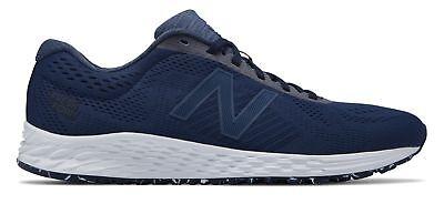 New Balance Mens Fresh Foam Arishi Sport Shoes Navy with Blue