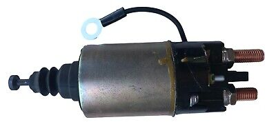 Starter Switch Solenoid 4 Terminal For Delco 39mt Fits Mack Ch Ct Cv Dm 12 Volt
