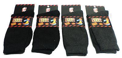 Caldo Uomo/Donna Thermo - calzini Calze Invernali Termica calze (F175)