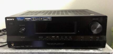 Sony str av770x audiovideo stereo receiver radios receivers sony str dh510 amp receiver fandeluxe Gallery