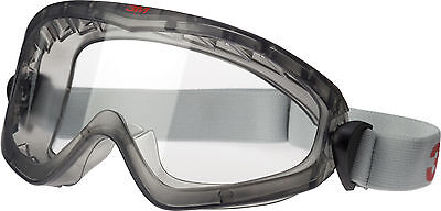3M Schutzbrille 2890 Korbbrille Vollsichtbrille beschlagfrei auch Brillenträger