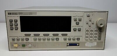 Hp 83622a 8360 Series Synthesized Sweeper 2-20ghz Power Tested For Parts