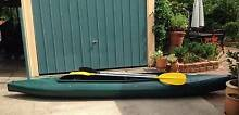 Australis 2-UP Canoe and 2 paddles