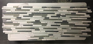 Mosaic glass/marble tile