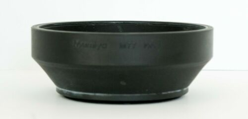 Mamiya RB/RZ 77mm Number 1 Rubber Lens Hood