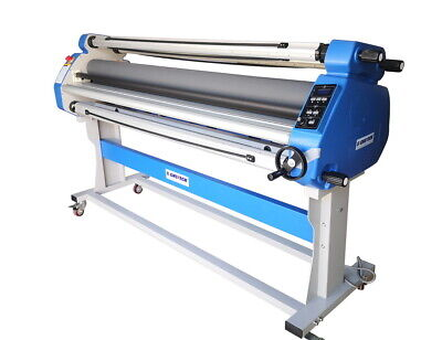 New 1630mm 64 Automatic Hot Cold Laminator Roll Warm Laminatingslitting80c