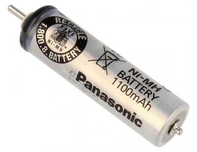 Panasonic Rechargeable Battery Ni-MH 1100mah for ew1211 Irrigator