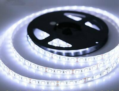 5V USB LED Strip Lights Waterproof TV Backlight 2835 Super Bright Cool White US