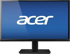 """Acer - H6 Series 23"""" IPS LED HD Monitor - Black"""