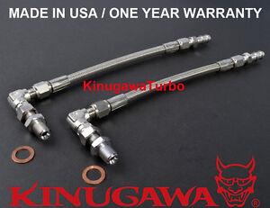 Universal Turbo Water Coolant Line Kit M12x1.5 mm VOLVO SAAB TD04L TD04HL
