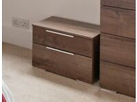 2 x Bedside Tables with Drawers