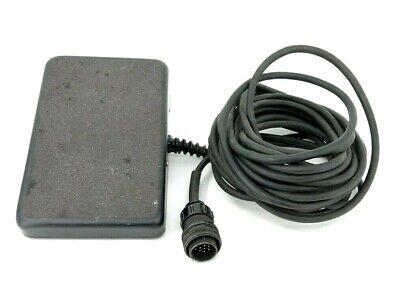 Esab 30 Fc-5c Remote Foot Control 0558004234 For Heliarc Miniarc Multimaster