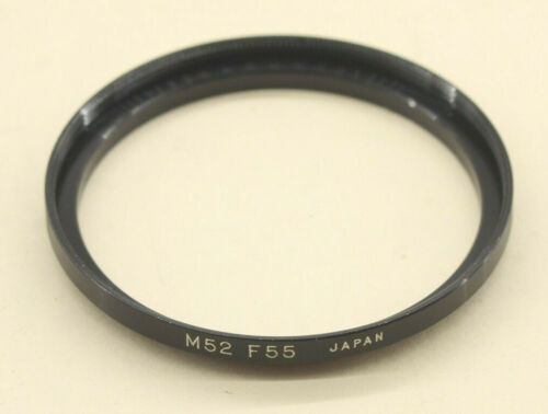 M52 F55 Adapter Ring Filters  USED - Y631