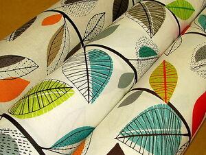 Prestigious-Autumn-Leaves-100-Cotton-Curtain-Upholstery-Designer-Fabric