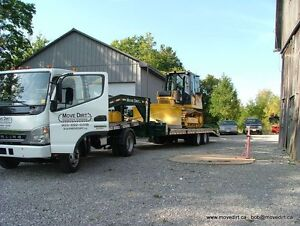 Trenching - Excavating - Grading