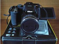 Nikon P610 60x Zoom Bridge Camera