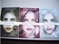 Slated - futuristic book trilogy, a great read for teenage and over