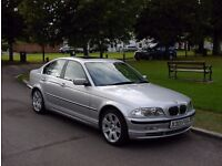 Immaculate & Stunning 2000 (X) BMW 330i SE Auto 1 Prev Owner 25k Miles Fsh Genuine Enthusiasts Car
