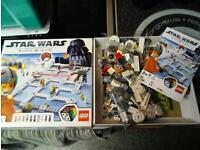 unwanted star wars lego sealed
