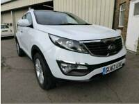Kia sportage 2013 1.6 GDI 25,000 miles ISG 2 F/S/H showroom condition