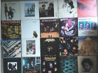 COLLECTION OF PINK FLOYD BEATLES WHO IRON MAIDEN AND MORE