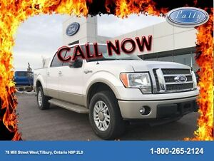 2010 Ford F-150 King Ranch, Low Km's, Local Trade, Mint!!
