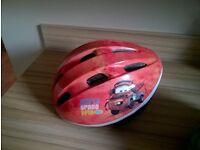 Cars bike helmet