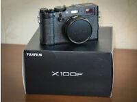 Mint condition Fuji X100F