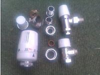 myson radiator thermostatic kit