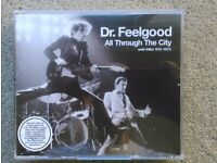 Dr Feelgood 'All Through The City' CD box set