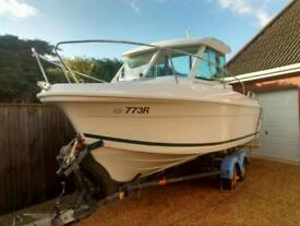 2008 Jeanneau Merry Fisher 625 In As New Condition