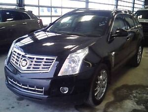 2013 Cadillac SRX PREMIUM COLLECTION AWD TOIT DVD GPS CUIR