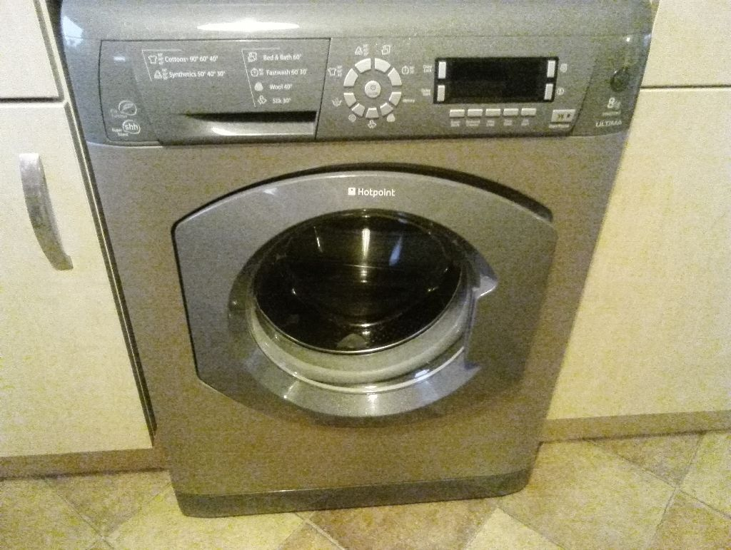 silent washing machine