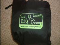 'Kag in a Bag' Lightweight Waterproof