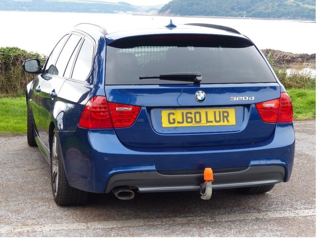 2010 60 Bmw 3 Series Touring 320d Sport Plus Edition Auto Electric Tow Hitch