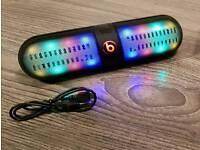 Wireless flashing LED beats pill