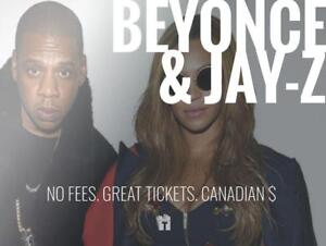 TIKTIKS | Beyonce & Jay Z Oct 2nd @ BC Place | Much cheaper than Ticketmaster. CAD$. No Fees. Canadian Company!