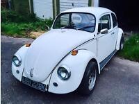 Classic VW Beetle 1972 1200